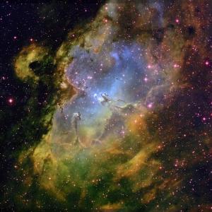 nebulosa-m-16-sorprendente